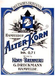 Alter Hamfelder Korn