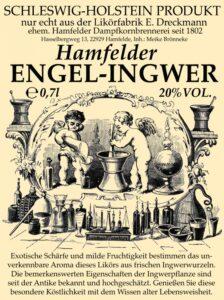 Hamfelder Engel-Ingwer